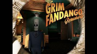 Grim Fandango Remastered - trailer