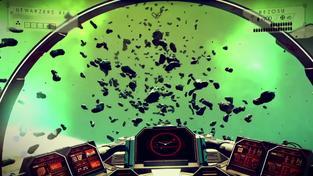 No Man's Sky - záběry z hraní