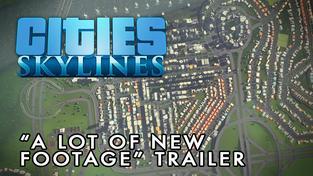 Cities: Skylines - Nové záběry