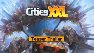CITIES XXL: TEASER TRAILER