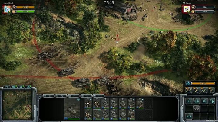 Blitzkrieg 3 - Walkthrough