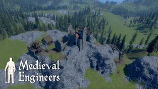 Medieval Engineers - trailer