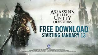 Assassin's Creed Unity - Dead Kings DLC Trailer