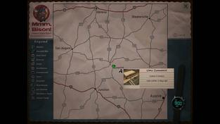Dead State - záběry z hraní