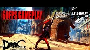 Next-gen trailer DmC Devil May Cry: Definitive Edition