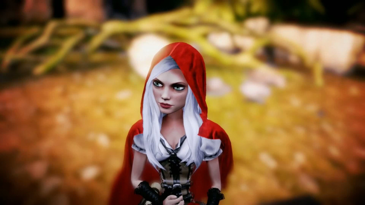 Woolfe - The Red Hood Diaries - Announcement Trailer 2015