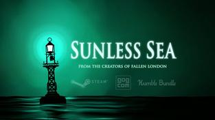Sunless Sea - launch trailer