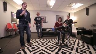Rock Band 4 - zákulisní video