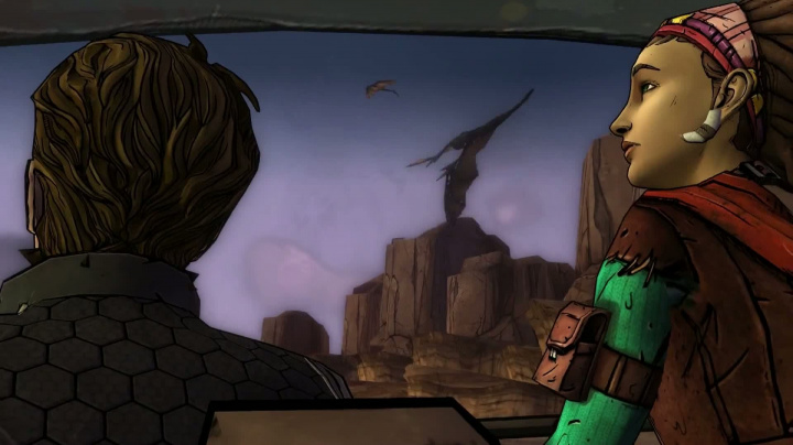 Tales from the Borderlands Episode 2: Atlas Mugged - trailer
