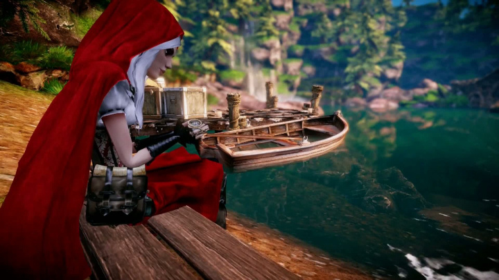 Woolfe - The Red Hood Diaries – gameplay trailer