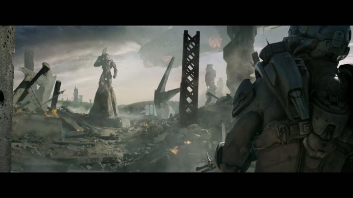 Halo 5: Guardians – Spartan Locke Trailer