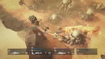 Helldivers - záběry z hraní