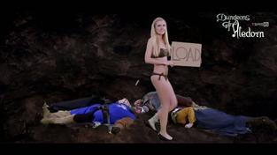 Dungeons of Aledorn - vtipný trailer