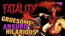TOP 20 - Gruesome, Absurd & Hilarious Mortal Kombat FATALITIES