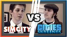 SimCity & Skylines: Mayor VS Mayor