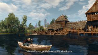 Zaklínač 3: Divoký hon - herní trailer s komentářem