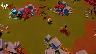 Gunnheim – pre-alfa gameplay