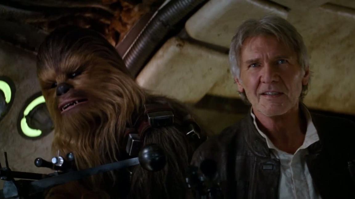 Představení Battlefrontu předchází nový trailer na film Star Wars: Síla se probouzí