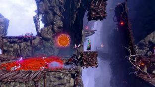 Trine 3: The Artifacts of Power - trailer na early access verzi