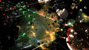 Gratuitous Space Battles 2 - startovní trailer