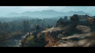Zaklínač 3 – Beautiful World of The Witcher