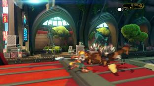 Ratchet & Clank - Gameplay Preview