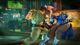 Street Fighter V – Battle System Trailer