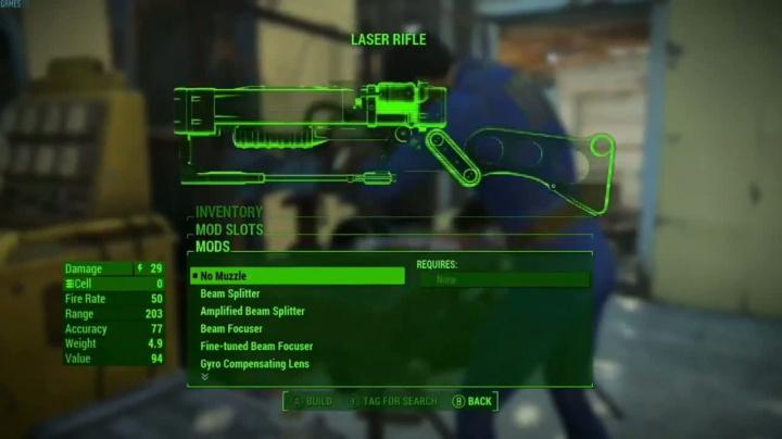 Fallout 4 - Weapons Customization