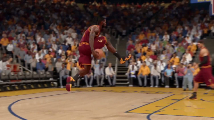 NBA LIVE 16| Official E3 Gameplay Trailer | PS4, Xbox One
