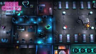 Neonchrome Alpha - Gameplay E3 2015 Trailer