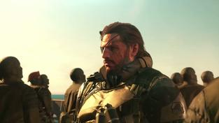 Metal Gear Solid V - The Phantom Pain - E3 2015 trailer