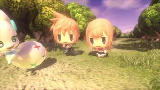 World of Final Fantasy – Announcement Trailer