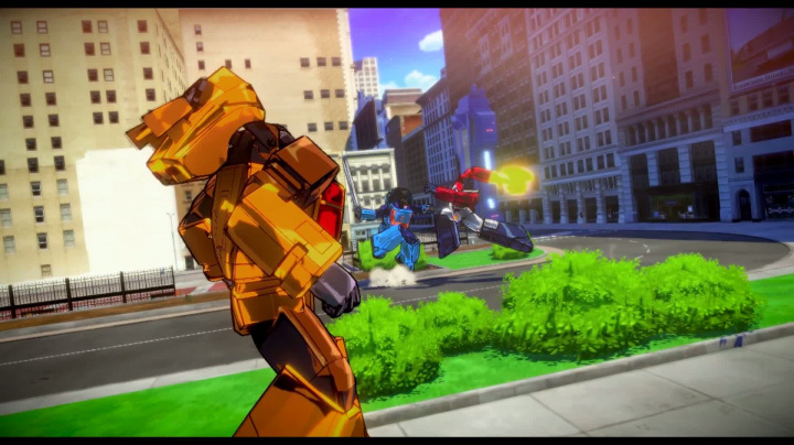 Transformers: Devastation – teaser trailer