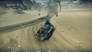 Mad Max – Live Coverage on PS4
