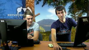Autorský GamesPlay: Novus Inceptio