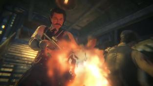 "Official Call of Duty: Black Ops III - ""Shadows of Evil"" Zombies Reveal Trailer"