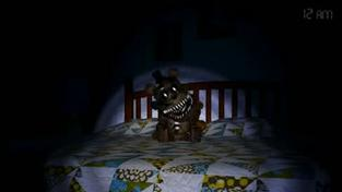 Five Nights at Freddy's 4 – trailer