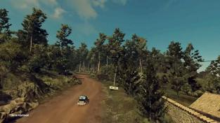WRC 5 - Gameplay video #1 - VW Polo R WRC 2015, Vodafone Rally de Portugal