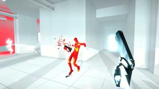 Superhot – Beta Gameplay