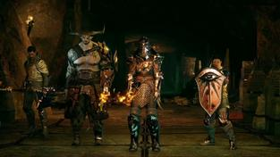 Dragon Age: Inquisition – The Descent DLC trailer