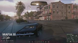 Mafia III - jak vypadá město New Orleans