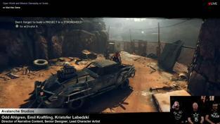 Mad Max - hodina hraní s vývojáři