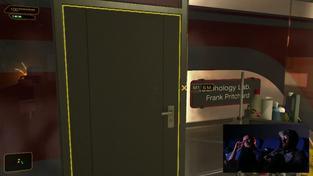 Deus Ex: Human Revolution - Jean-François Dugas a Jonathan Jacques-Belletête hrají Deus Ex