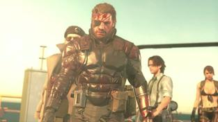 Metal gear Solid V: The Phatom Pain - Launch Trailer