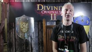 Divinity: Original Sin 2 - stretch goaly pro Kickstarter