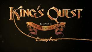 King's Quest - Chapter II: Rubble Without a Cause - teaser