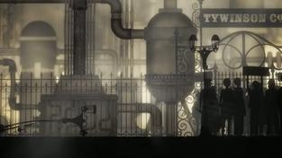 COLUMNAE: A Past Under Construction - Teaser Trailer