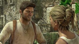 Uncharted The Nathan Drake Collection - Uncharted 1 Gameplay (PS4)