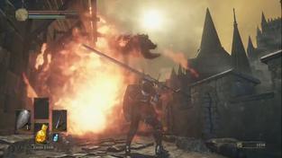 Dark Soul III - záběry z hraní