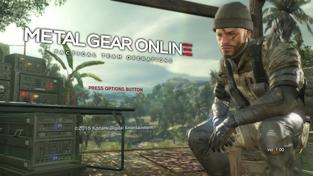 Metal Gear Online - TGS gameplay video